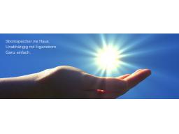 Webinar: PV Speichersysteme - Kraftwerke für den Eigenverbrauch