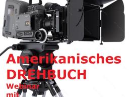 """Webinar: """"Das Amerikanische Drehbuch"""" Einführungswebinar"""