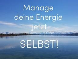 Webinar: Manage deine Energie jetzt SELBST!