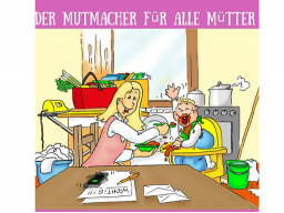 Webinar: Gut ist gut genug! Lerne als Mama Gelassenheit
