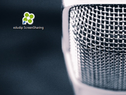 Webinar: Das neue edudip.Screensharing