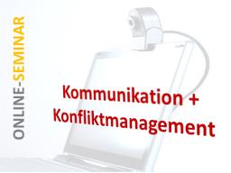 Webinar: Kommunikation + Konfliktmanagement in der Hausverwaltung