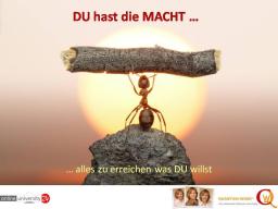 Webinar: Christine Hofmann - Du hast die Macht (1)