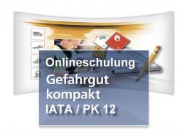 Webinar: Vorbereitungskurs IATA / PK12