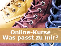 Webinar: Online-Kurse: Was passt zu mir?