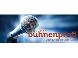 Webinar: Lampenfieber, Nervosität und Auftrittsangst in den Griff bekommen - Der Bühnenprofi