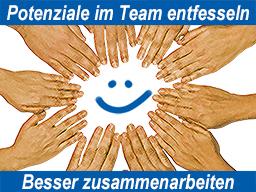 Potenziale im Team entfesseln: Besser, schneller, einfacher (zusammen)arbeiten!
