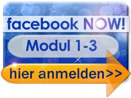 Webinar: facebook NOW! Module 1-3