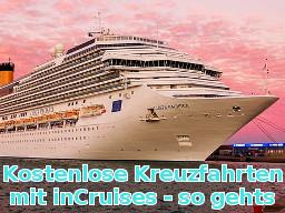 Webinar: Kostenlose Kreuzfahrten mit inCruises - Geschäftspräsentation