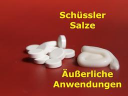 Webinar: Schüssler Salze - äußerlich