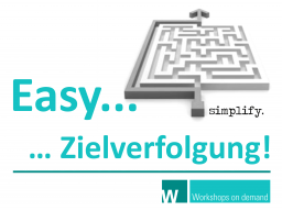 Webinar: Easy... Zielverfolgung!