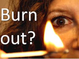 Webinar: Ausgebrannt oder doch verheizt? Burnout anders betrachtet