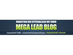 Webinar: Gratis  1.638 Leads und Interessenten mit der Mega Lead Technik