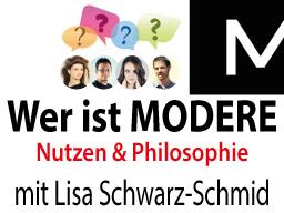 Webinar: WER IST MODERE? Nutzen & Philosophie