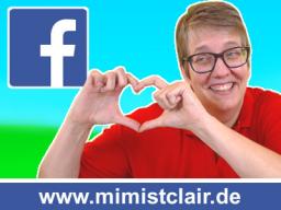 Webinar: We love Facebook - Tipps die Spaß machen