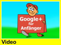 Webinar: Google+ für Anfänger