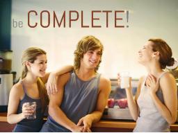 Webinar: be COMPLETE!