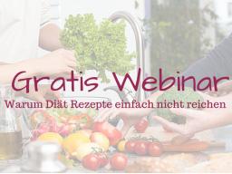 Webinar: Warum Diätrezepte allein nicht reichen