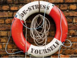 Go de-stress yourself | Kompakt