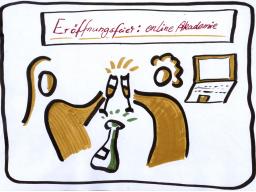 Webinar: Eröffnungsfeier - online Akademie für Rhetorik