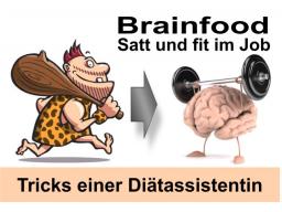 Webinar: Brainfood - satt und fit im Job