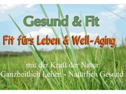 FIT FÜRS LEBEN - Gesundheit in Eigenregie