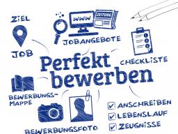 Webinar: Professionelle Bewerbungsunterlagen erstellen