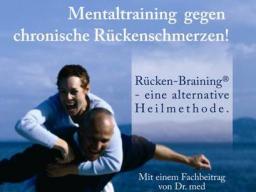 Webinar: Hilfe bei chronischen (Rücken-) Schmerzen! Rücken-Braining(R)-Coach - Einführungswebinar