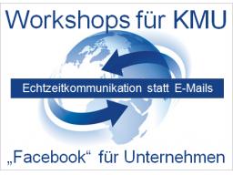 """Webinar: Echtzeitkommunikation in KMUs - das deutsche """"Facebook"""" für Unternehmen"""