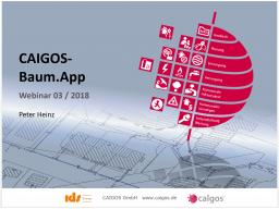 Webinar: CAIGOS Baum.app