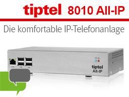Webinar: tiptel 8010 All-IP - Systemüberblick