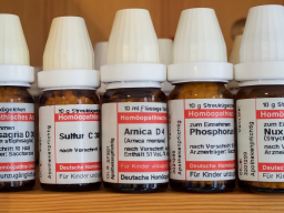 Webinar: Die homöopathische Hausapotheke