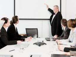 Webinar: Effiziente Besprechungen mit Ergebnissen!