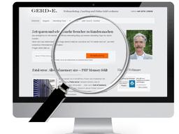 Webinar: Webseitencheck individuell