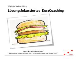Webinar: Lösungsfokussiertes KurzCoaching