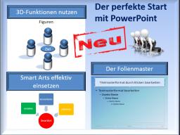 Webinar: Der perfekte Start mit PowerPoint (Neues Konzept)
