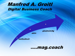 Webinar: Ihr persönliches Business Coaching - digital orts- und zeitunabhängig!