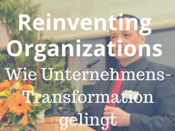 Webinar: Gratis: Reinventing Organizations: Wie Unternehmens-Transformation gelingt