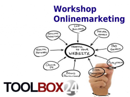 Webinar: Onlinemarketing-Workshop