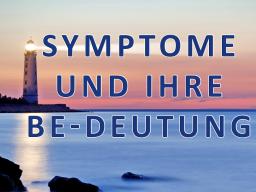 Webinar: Krankheitsymptome - Dein Freund und Helfer! Teil1