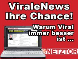 Webinar: Virale News: Warum Viral immer besser ist!