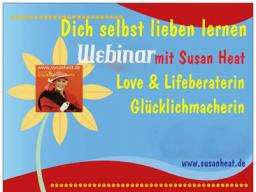 Webinar: Dich selbst lieben lernen  Webinar fürs LiebesGlück