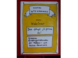 Webinar: Trainer-Tipps im Web: Das fängt ja prima an!
