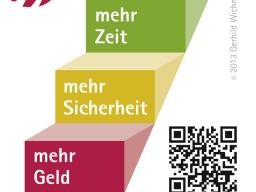 Webinar: Die Wichmann-Treppe: Mehr Geld*Mehr Sicherheit*Mehr Zeit