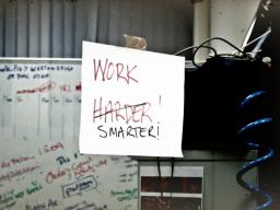 Webinar: Intelligenter und erfolgreicher arbeiten: Techniken für die digitale Arbeitswelt