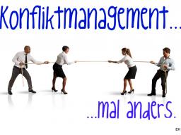 Webinar: Konfliktmanagement - einmal anders (mit Zertifikat)