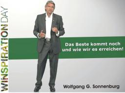 Webinar: Wolfgang G. Sonnenburg-Das Beste kommt noch...