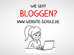 Webinar: Wie geht Bloggen?