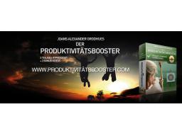 Webinar: Produktivitätsboosting 2.0