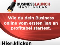 Webinar: Wie Sie mit einem Produktlaunch in Ihrem Business in unter 30 Tagen sechsstellige Gewinne erzielen....